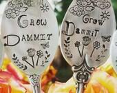 Custom-Garden-Marker-Spoon-Stamped-Personalize-Funny-Vintage-Silverware-Humorous-Teaspoon-Flower-Pot-Plant-Label-Yard-Art-Decor-Rustic-Quote