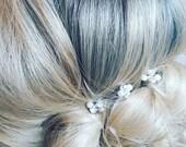 3x Small Hair Pins