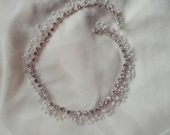 Delicate Hair Vine, Bridal Hair Accessory, Lightweight Hair Jewellery, Wedding Hair Accessory, Bridal Hairpiece, Bridal Hair Accessory
