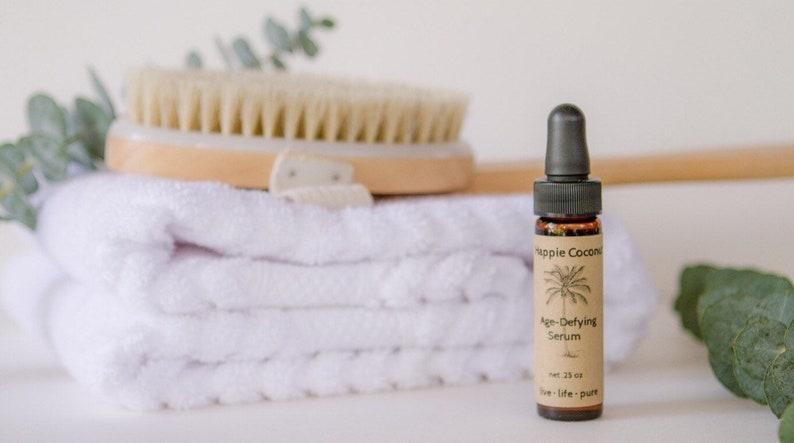 Age-Defying Serum  Natural Face Serum  Organic makeup primer image 0