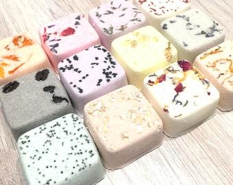 Bridal Shower Favors - Mini Bath Bomb Gift Set - Bath Bombs - Bath Bomb Melts Set of 12 - Gift for Your Girls - Spa Gift for Her