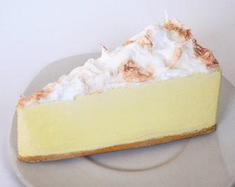 lemon pie pay lemon imitation of cakes and realistic fantasy fake cupcakes for exhibitors or shelving.