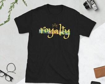Royalty Fruitful Short-Sleeve Unisex T-Shirt