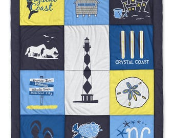 Crystal Coast 2 Destination Blanket