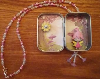 Altoids mini tin,  Pocket Locket Fairy