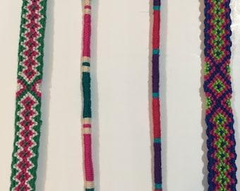 Friendship Bracelets #39