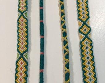 Friendship Bracelets #6