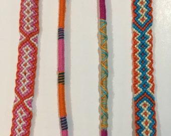 Friendship Bracelets #25