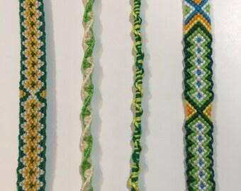Friendship Bracelets #14