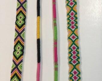 Friendship Bracelets #34
