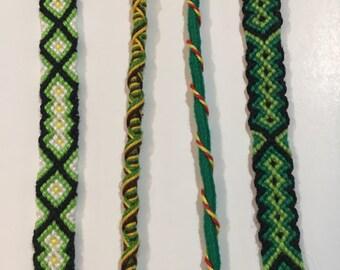 Friendship Bracelets #28