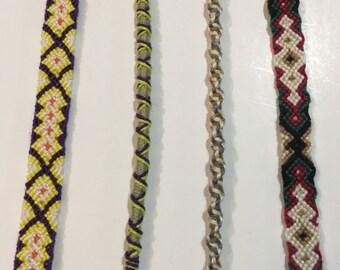 Friendship Bracelets #77