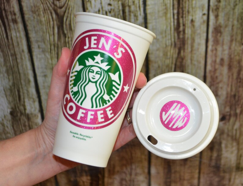 Personalized Starbucks Cup Personalized Coffee Cup Custom Coffee Mug Custom Tea Cup Girlfriend Gift Birthday Gift Gift For Her