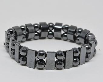 Metal Tone Stretchable Bracelet