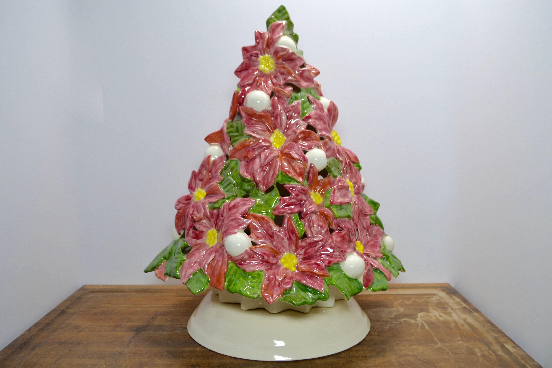 Poinsettia Christmas Tree By Atlantic Mold
