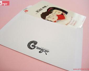 GroovyRoo's 10 pack Postcards