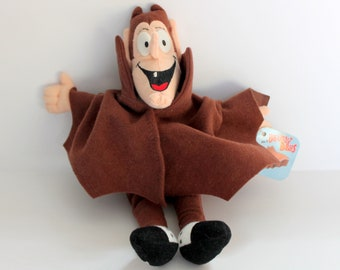 Count Chocula Breakfast Babies Plush General Mills 1997 with Tags