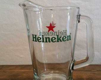 Heineken pitcher