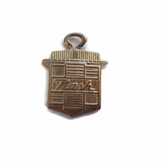 Mercury sable keychain keytag key chain vintage