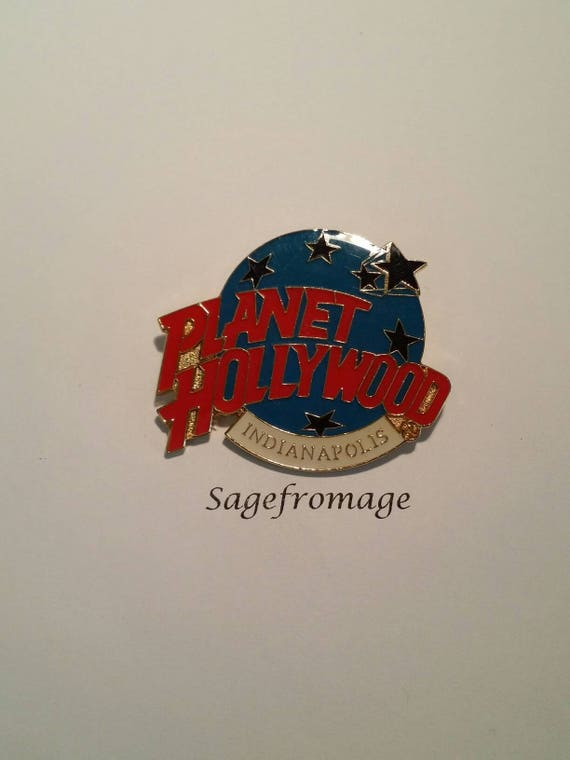 Planet Hollywood  Pin