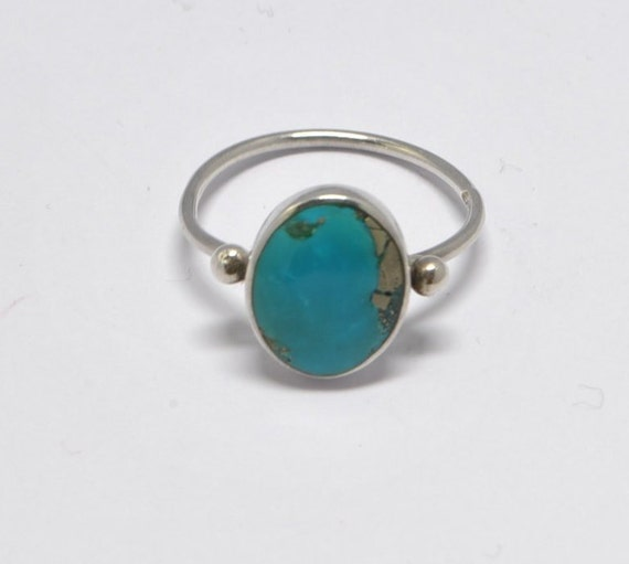 Native american ring - Turquoise ring - Vintage ring - Boho ring - Navajo ring - Native american jewelry - Vintage jewelry