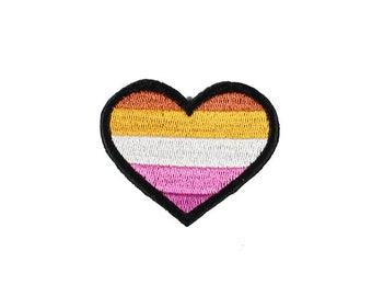 Lesbian Community Pride Heart