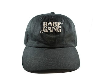 Babe Gang Unstructured Dad Hat