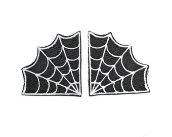 Mini Spiderweb Patches