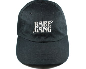 Babe Gang Dad Hat