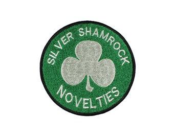 Silver Shamrock Novelties Iron On Patch Halloween III