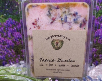 Lilac 100/% Soy Wax Clamshell Melt|Floral|Fragrant|Spring|Mother\u2019s Day