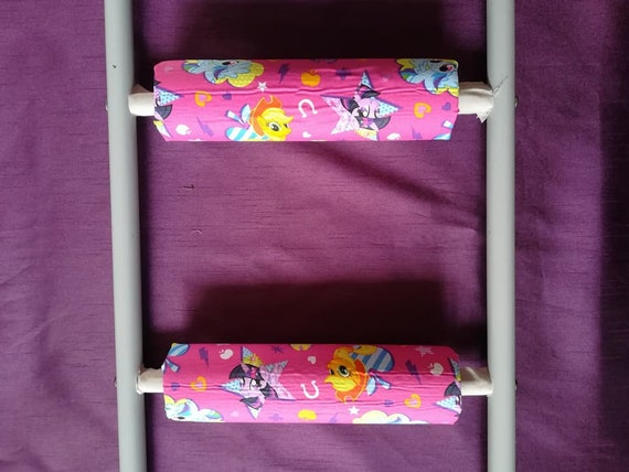 My Little Pony Rungeeze Padded Bunk Bed Ladder Rung Etsy