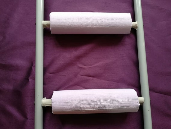 Lilac Light Purple Rungeeze Padded Bunk Bed Ladder Rung Etsy