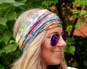 BUY any 2 GET 1 FREE!! Astronomer Yoga Headband,Workout Headband, Running Headband, Womens Headband, Boho Headband