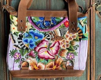 Eden Leather Mini Lorelei Convertible Day Bag