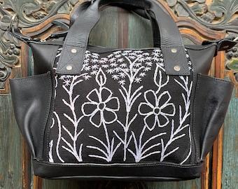 Mariachi Leather Mini Lorelei MCDB Convertible Day Bag