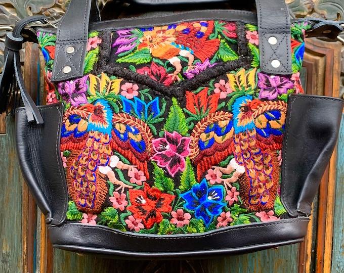 Featured listing image: Prague Leather Mini Lorelei MCDB Convertible Day Bag