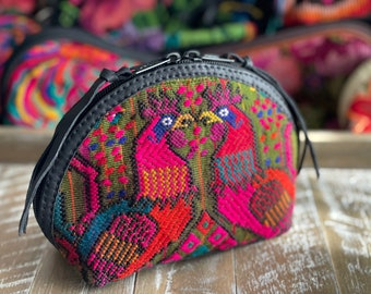 Prima Perfect Glam Clam Leather and Pouch - Rooster Twins