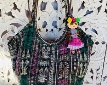 Small Frida Adventure Companion Beach Bag