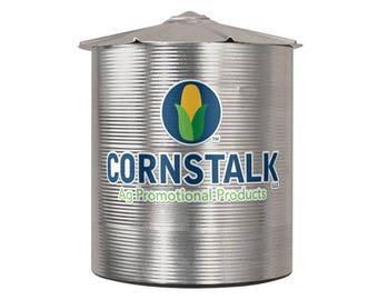 Grain Bin Beverage Cooler