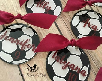 personalized soccer etsy