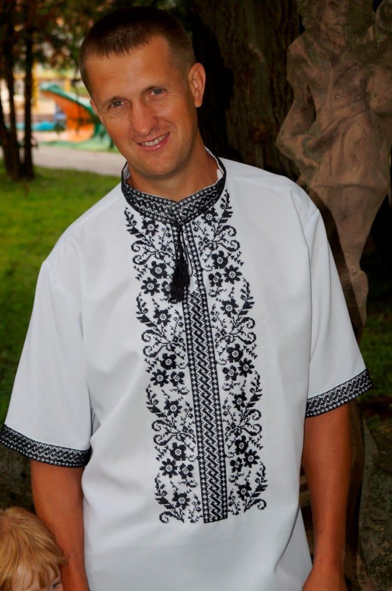 Hombre Camiseta Para HombreRopa UcranianoVintageLos Mujeres Bordado Nacional HombresDe vY76gymIbf