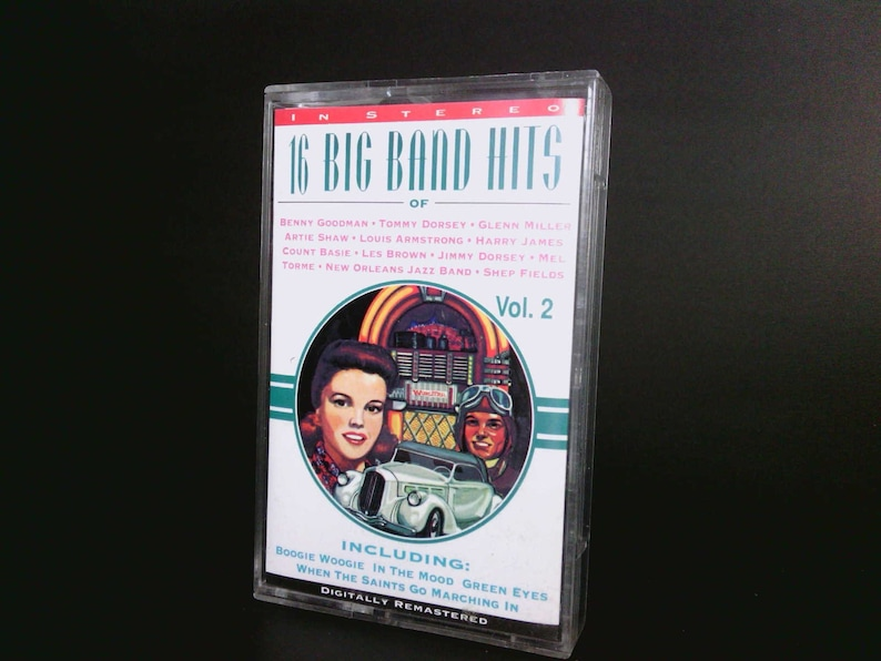 The Big Band Era Vol 2 16 Hits Compilation in stereo