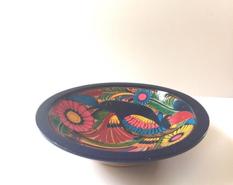 Hand Painted Mexican Bowl