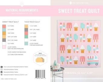 Sweet Treat PDF Quilt Pattern