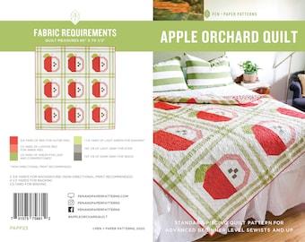PDF Apple Orchard Quilt Pattern