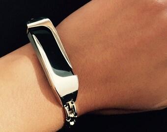 Fitbit Alta & Fitbit Alta HR Band by Sanabelle Fitbit Bracelet