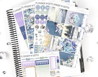 Shine Essential Weekly Planner Kit | 150+ Stickers | Planner Stickers | For Erin Condren LifePlanner