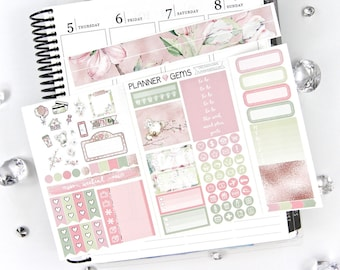Unconditional Pocket TN / Personal Weekly Planner Kit | ~100 Stickers | Planner Stickers | For TN / Personal Planners