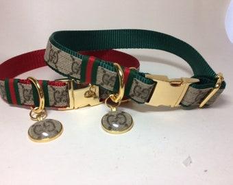 3aabd99af851b2 Gucci dog collar